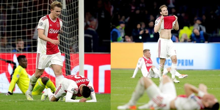 Pelatih Ajax mengaku jadi korban sadis tiang gawang