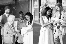 Arti nama anak Meghan Markle & Pangeran Harry, kenang Lady Diana?