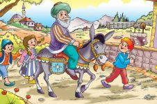 Kisah Abu Nawas menjual rajanya untuk dijadikan budak