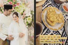 Intip menu sahur dan berbuka 6 pasangan seleb pengantin baru