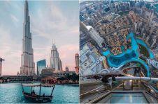 Di Burj Khalifa punya 3 waktu berbuka puasa berbeda, ini sebabnya
