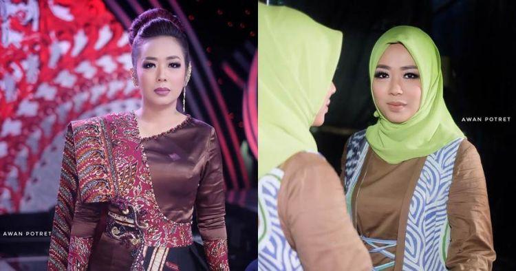 8 Pesona Soimah tampil berhijab, cantiknya makin terpancar