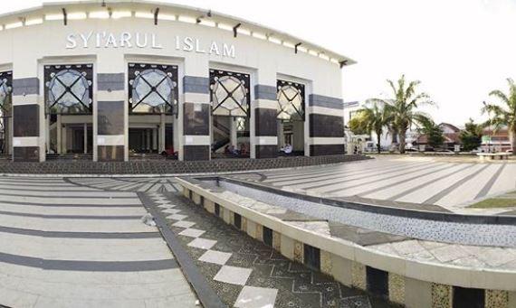 masjid dengan fasilitas terkeren © 2019 brilio.net