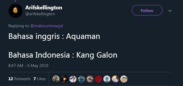 nama film indonesia © 2019 brilio.net