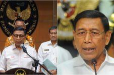 Resmi dibentuk Wiranto, ini 24 anggota Tim Asistensi Hukum