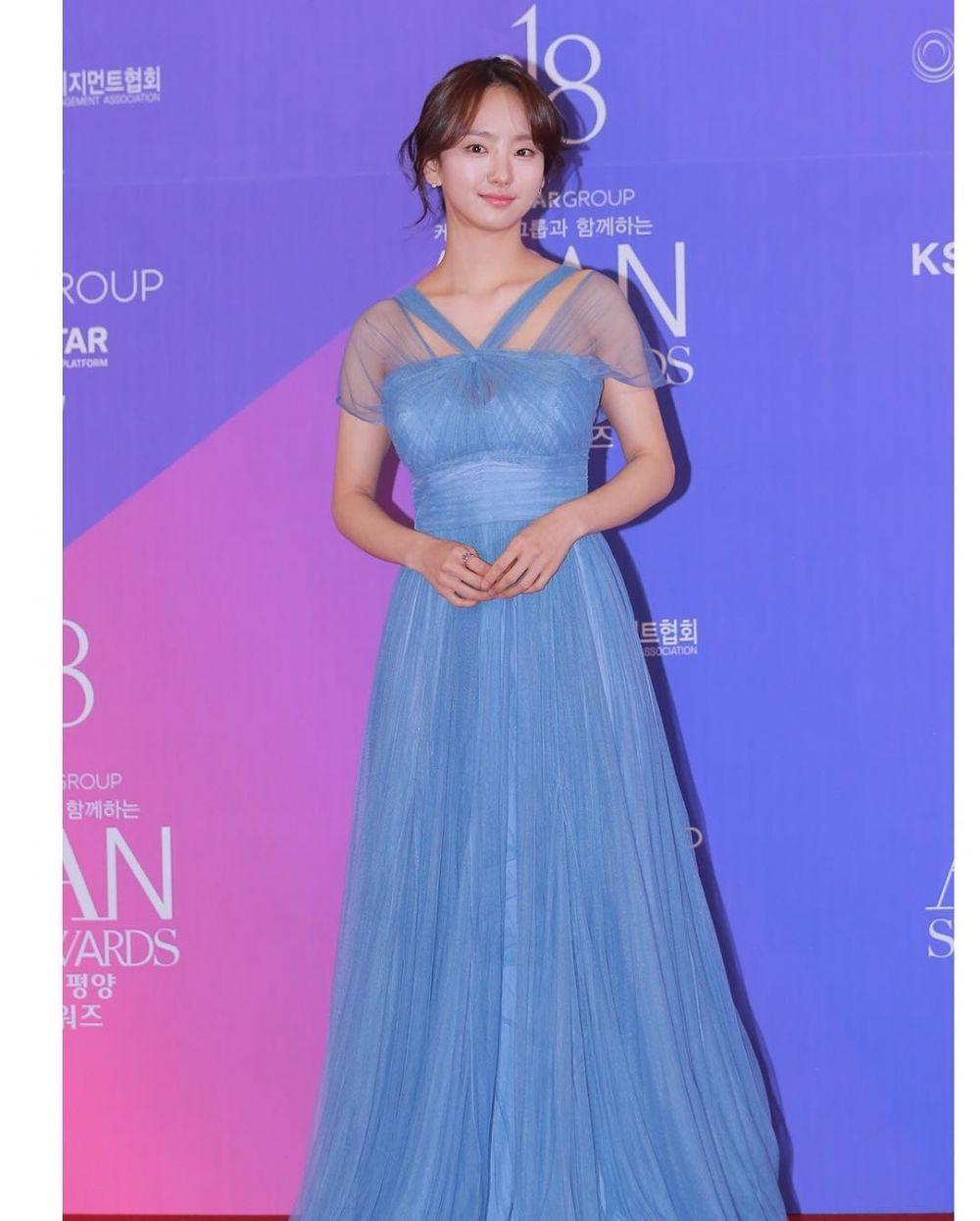 Wo Jin-ah Ji Chang-wook instagram