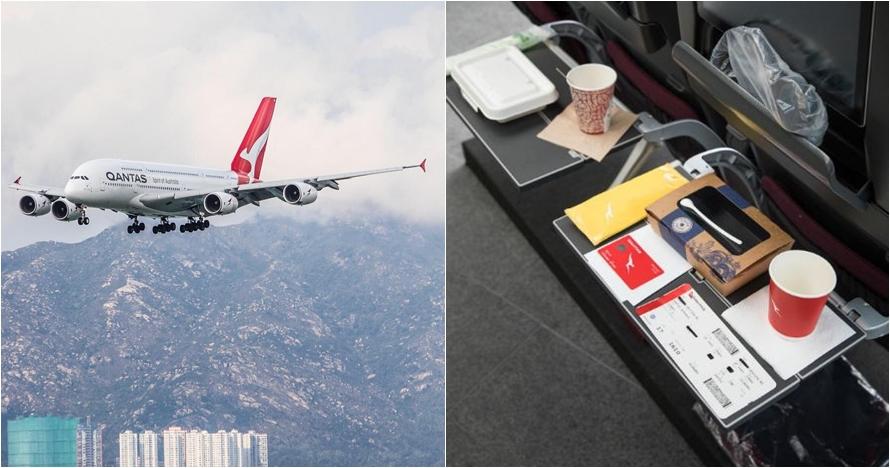 Pesawat ini diklaim jadi penerbangan bebas sampah pertama dunia