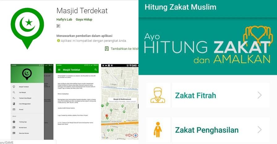 10 Aplikasi ini cocok dipasang saat Ramadan, makin rajin ibadah