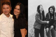 10 Momen kedekatan Gading Marten & Sophia Latjuba, kompak abis