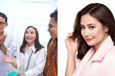 10 Gaya Prilly Latuconsina jadi aktivis OK OCE Sandiaga Uno