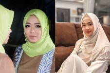 10 Inspirasi kerudung seleb selama bulan Ramadan, anggun banget