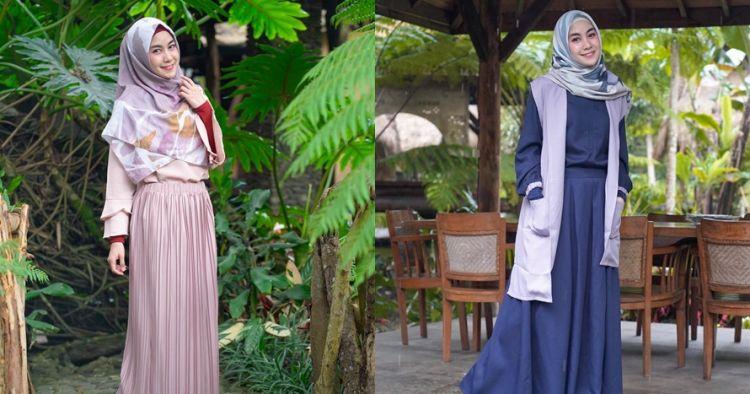12 Gaya Anisa Rahma ini bisa jadi inspirasi saat buber, stylish