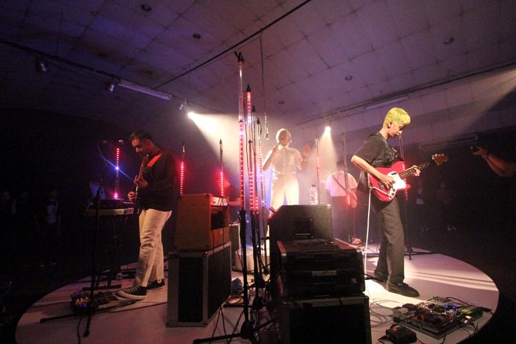 Nih gebrakan baru GHO$$, band yang mengusung genre musik unik