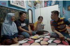 Raffi & Nagita sahur di rumah asisten dengan menu sederhana, tak jaim