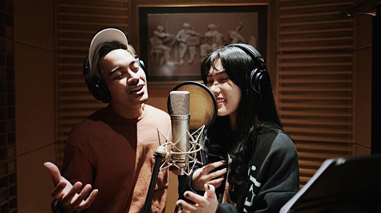 Isyana Sarasvati & Gamaliel kolaborasi untuk film Disney Aladdin