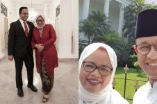 23 Tahun menikah, Anies Baswedan dapat ucapan romantis dari istri