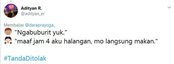 tanda ngabuburit ditolak © 2019 Twitter