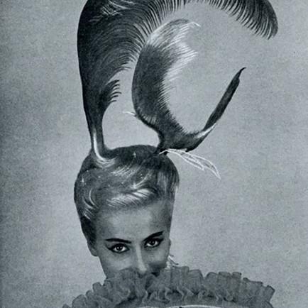 8 Foto kompetisi tata rambut era 1950-an, unik banget
