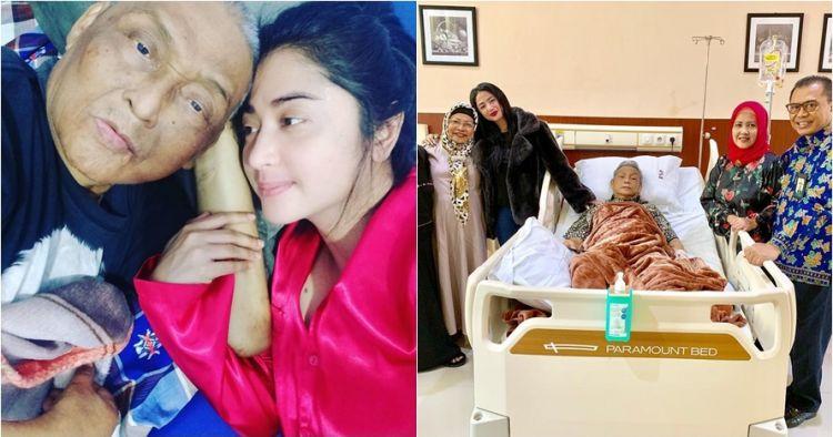 Obati ayah yang sakit di Jakarta, Dewi Perssik siapkan dokter ahli