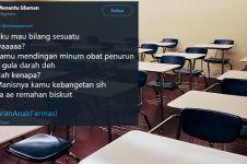9 Gombalan lucu pakai nama jurusan kuliah ini bikin tersipu malu