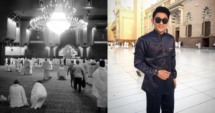 Cerita Ifan Seventeen jadi imam masjid di Mekah