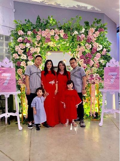 Momen ulang tahun pernikahan Anang dan Ashanty, istimewa