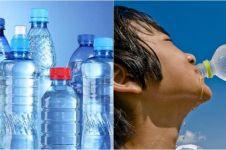 Begini caranya agar tidak cepat haus saat sedang berpuasa