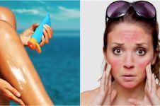 Bahaya bahan kimia di sunscreen, ternyata bisa masuk aliran darah