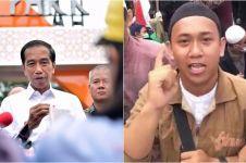 Ini respons santai Jokowi atas ancaman penggal kepala