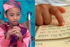Kisah Naja, anak 9 tahun penderita lumpuh otak yang hafal Alquran