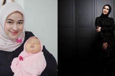 Inspirasi hijab Aryani Fitriana, pemeran Chacha di sinetron Kepompong