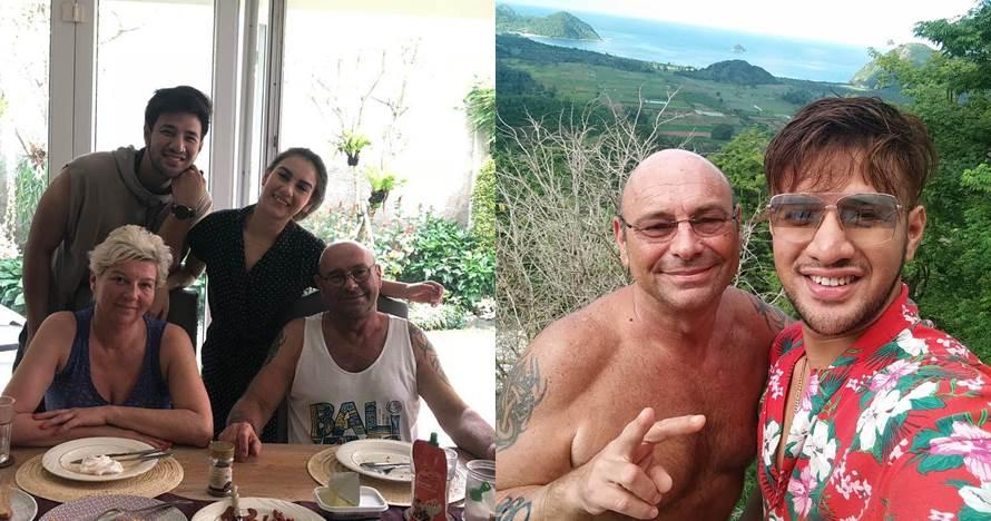 8 Momen kedekatan Ammar Zoni & ayah Irish Bella, menantu idaman