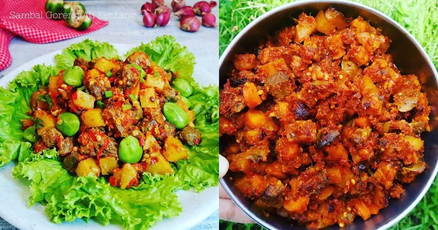 25 Resep sambal goreng ati spesial dan praktis