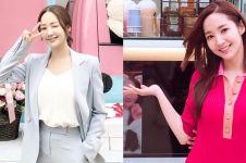 15 Gaya Park Min-young di Her Private Life, cocok buat ke kantor