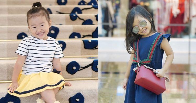 8 Fashion item mewah putri Ruben Onsu, tasnya capai Rp 8 juta
