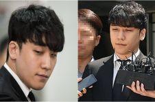 Berbulan-bulan diperiksa, Seungri eks Big Bang resmi ditahan