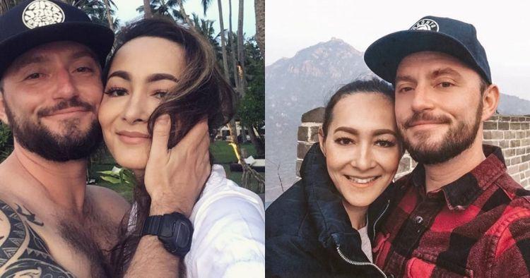 10 Momen mesra Dewi Rezer bareng pacar bulenya, bikin baper