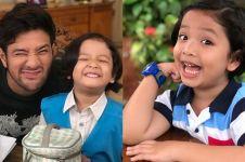 10 Potret gemas Radja Nasution yang viral ucapkan 'iya sheyeng'