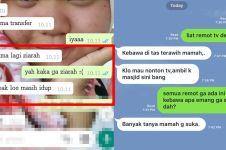 8 Chat lucu orangtua dengan anaknya edisi Ramadan ini bikin ngakak