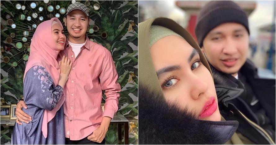 Terkena cacar air, Kartika Putri cek kandungannya ke Singapura