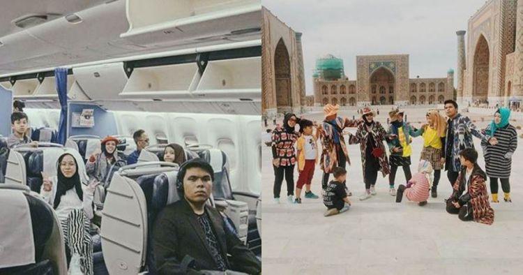 7 Potret Gen Halilintar puasa sambil liburan ke Uzbekistan, seru abis