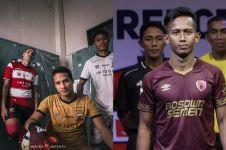 Parade 11 jersey baru klub Liga 1, makin elegan