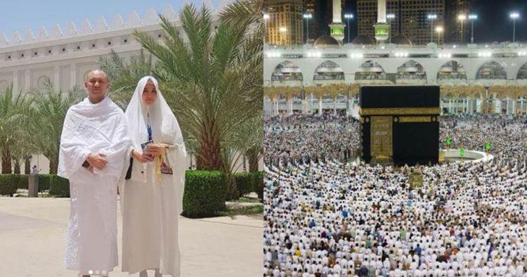 7 Selebriti jalani ibadah umrah di bulan Ramadan 2019