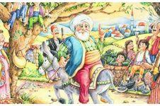 Kisah Nasruddin Hoja yang mengumandangkan azan sambil berlari