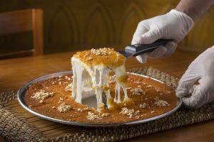 Resep kunafa, hidangan penutup Arab yang khas Ramadan
