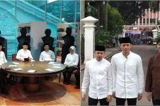 2 Anak mantan presiden dan 8 kepala daerah rapat bareng, ada apa?