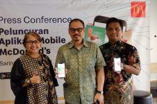Mudahkan pelanggan, McDonalds Indonesia hadirkan aplikasi mobile