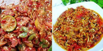 35 Resep sambal khas Nusantara, menggugah selera