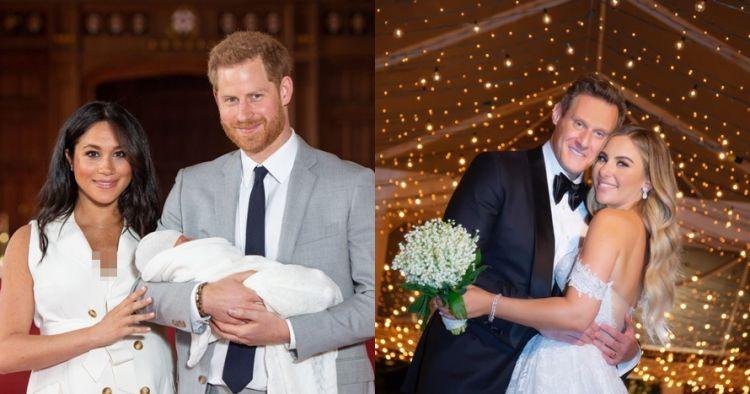 5 Momen pernikahan mantan suami Meghan Markle, penuh kebahagiaan