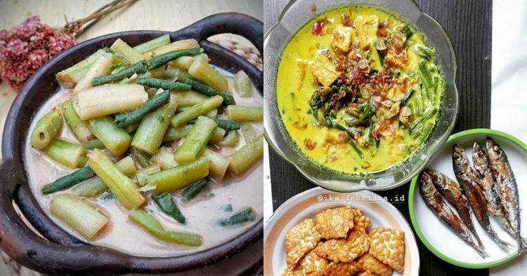 25 Resep sayur lodeh istimewa, lezat dan praktis